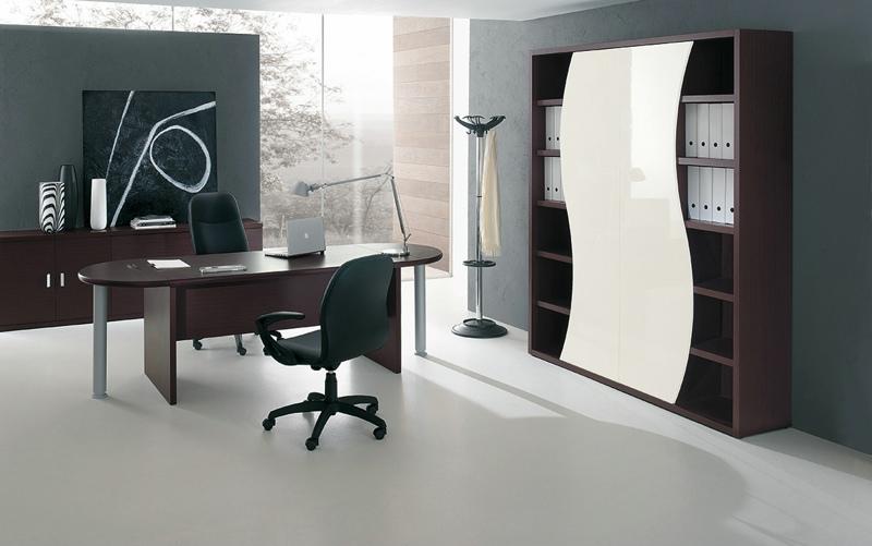 Mobili Moderni Per Ufficio: Arredamento ufficio direzionale arredo ...